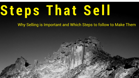 5 Reasons Why Selling is Important and Steps to Follow to Make Them